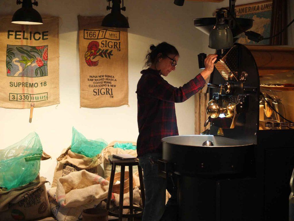Judies Röststoff Kaffee - Kaffee rösten ist unsere liebste Leidenschaft