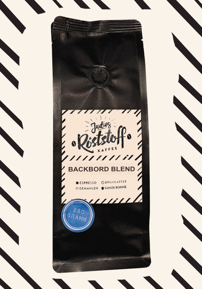 Backbord Blend - Judies Röststoff Kaffee