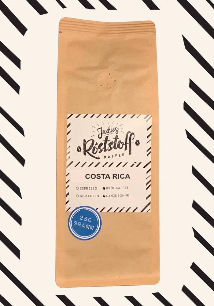 Costa Rica - Judies Röststoff Kaffee