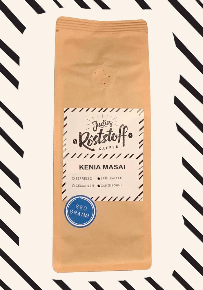 Kenia Masai - Judies Röststoff Kaffee