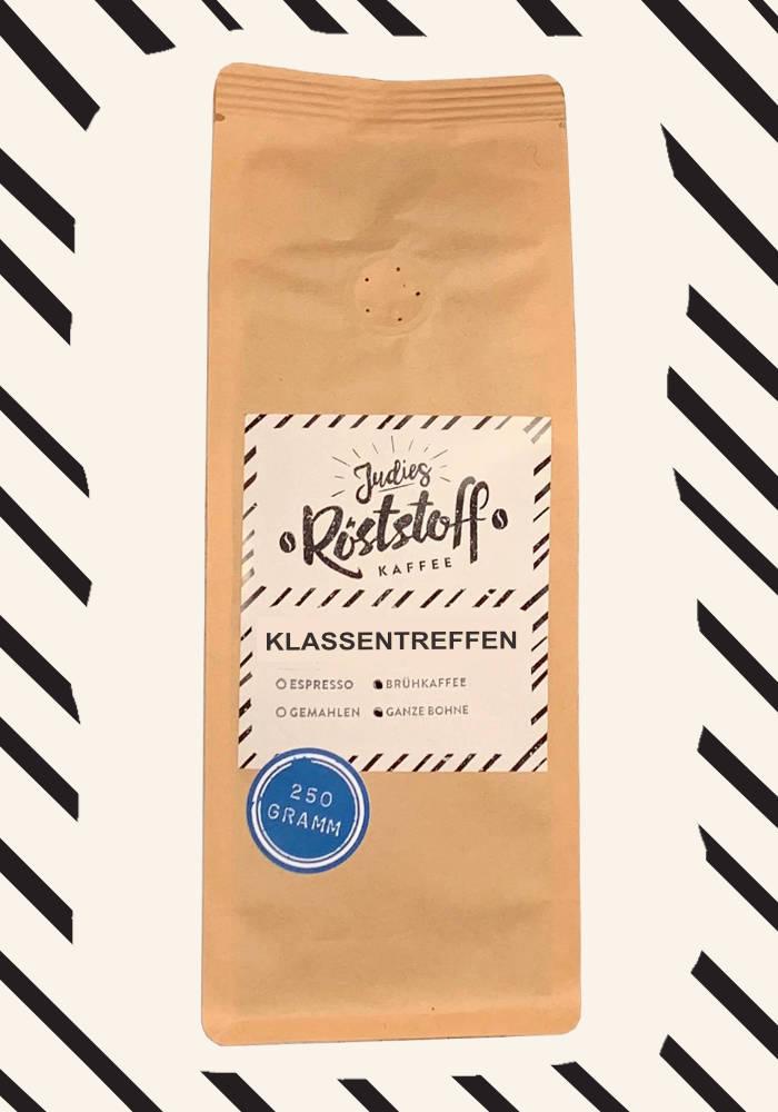 Klassentreffen - Judies Röststoff Kaffee